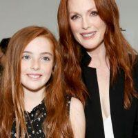 Julianne Moore y Liv Helen Foto:Getty Images. Imagen Por: