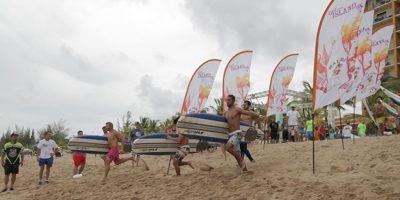 El deporte playero tomará el escenario durante el 14 y 15 de mayo en el Xplora Fest. Foto:Suministrada. Imagen Por: