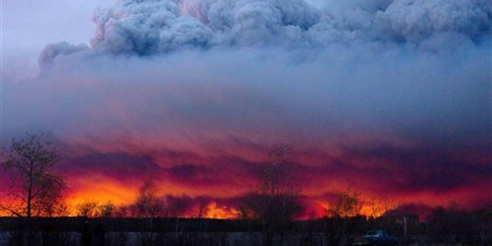 La terrible situación hizo que la autoridades declararan estado de emergencia. Foto:AP. Imagen Por: