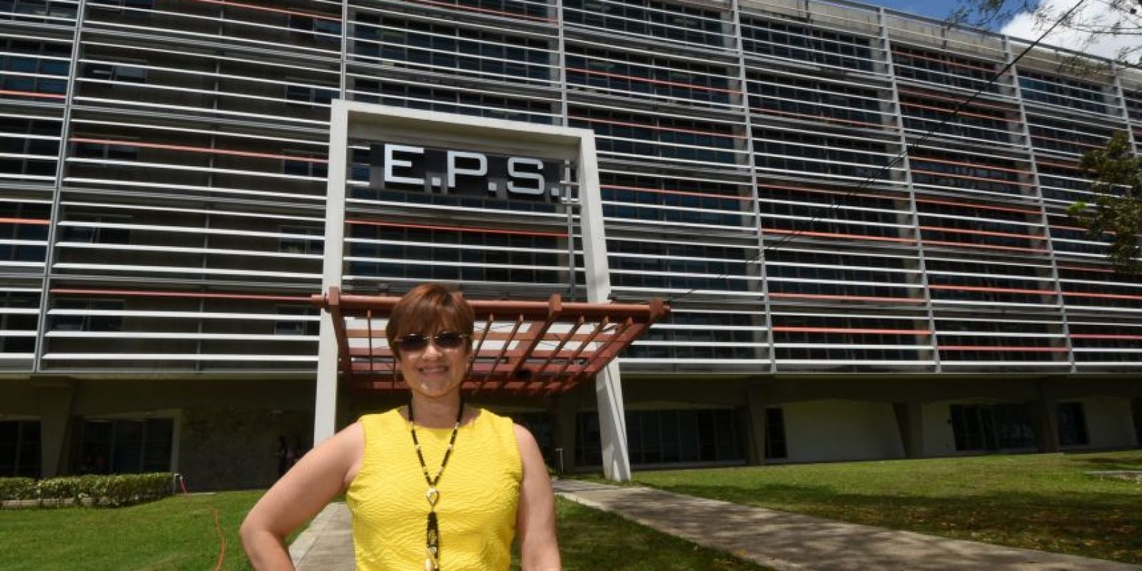 """""""Para nosotros es primordial que nuestros estudiantes sientan como su trabajo va a impactar la vida de una persona"""", dijo a Metro la doctora Bárbara Segarra, decana de la EPS. Foto:Dennis Jones. Imagen Por:"""