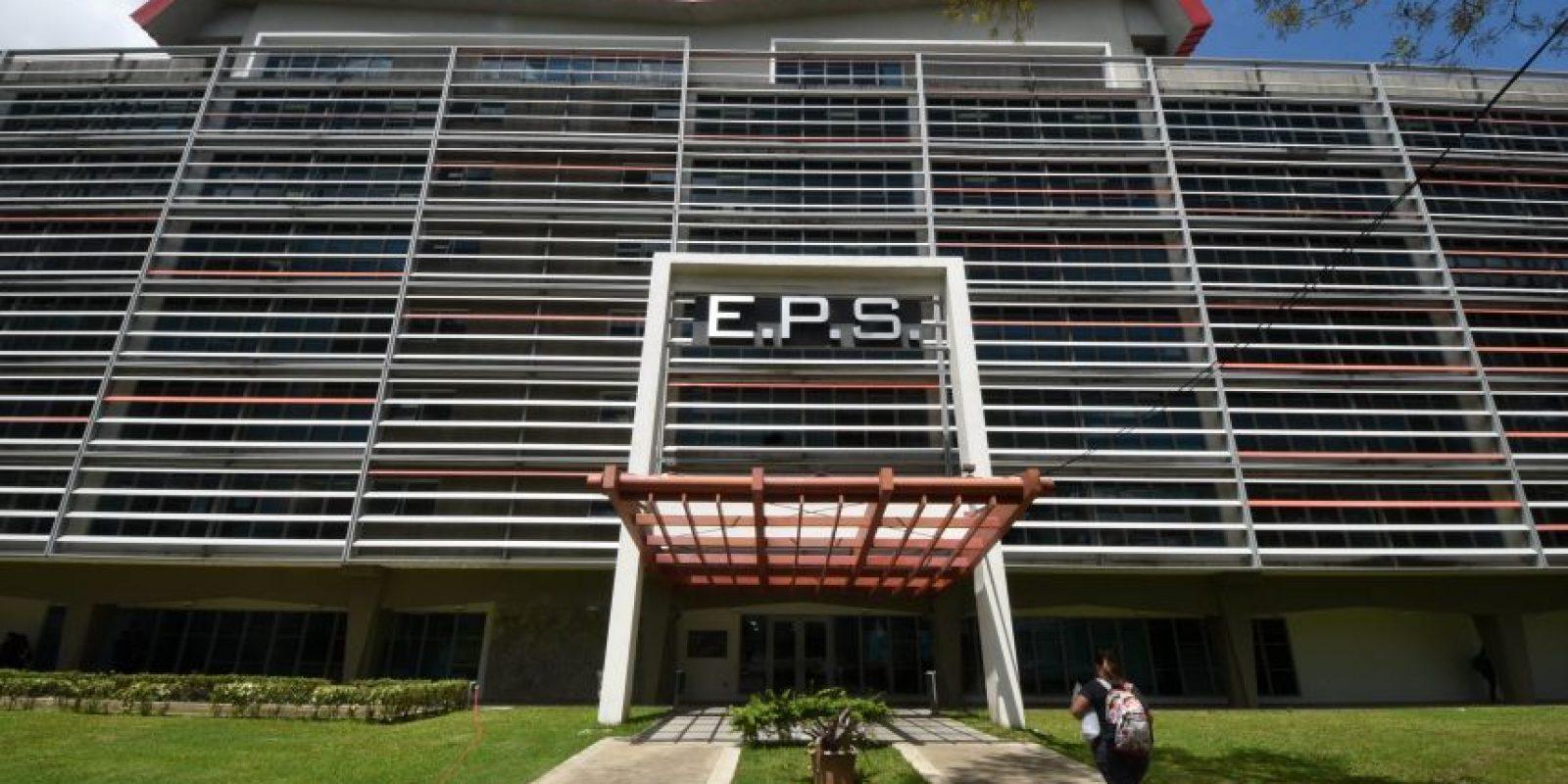 La Escuela de Profesiones de la Salud del Recinto de Ciencias Médicas de la Universidad de Puerto Rico. Foto:Dennis Jones. Imagen Por:
