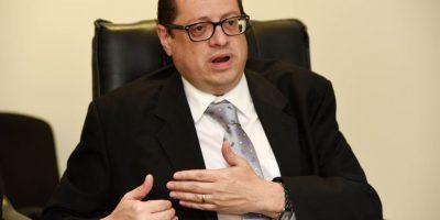 El doctor Noel Aymat, rector del Recinto de Ciencias Médicas de la Universidad de Puerto Rico. Foto:Dennis Jones. Imagen Por: