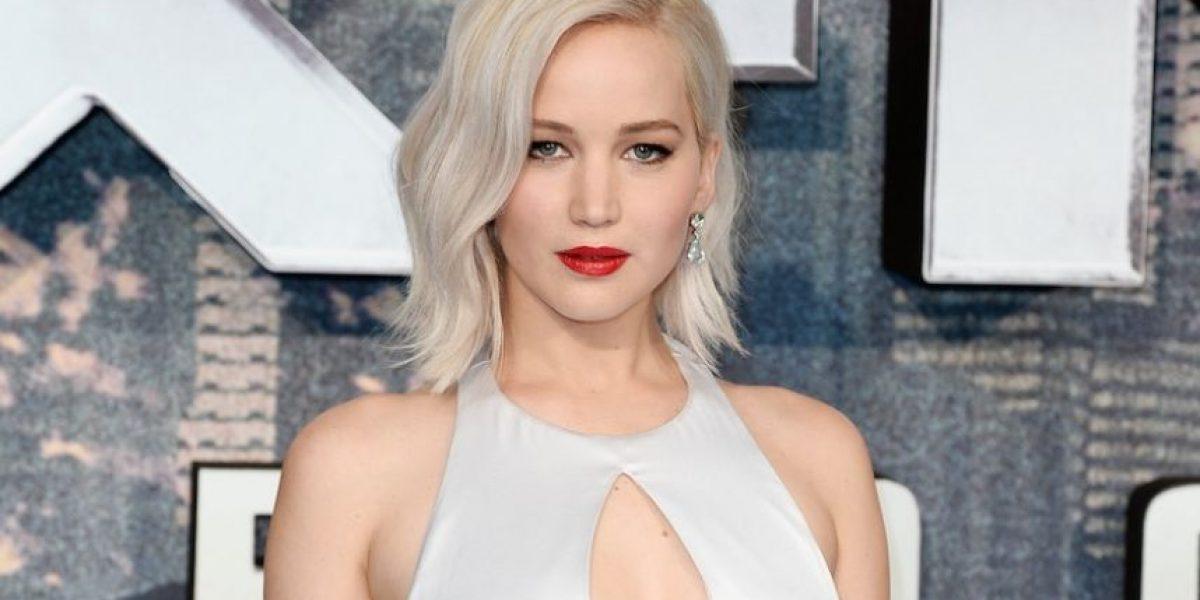 Jennifer Lawrence sufre otro bochornoso resbalón
