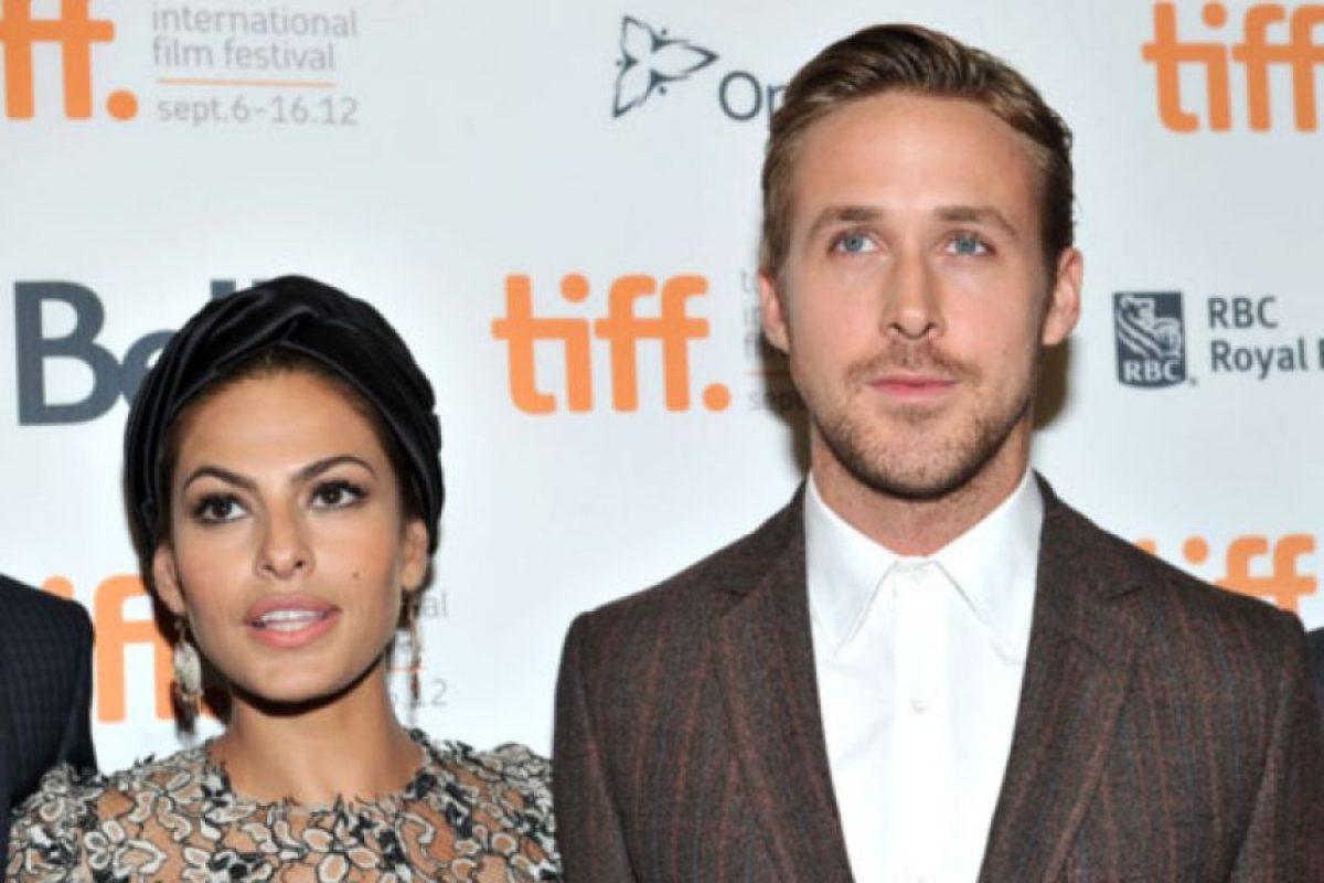 """Los actores se conocieron en el rodaje de la película """"The Place Beyond the Pines"""" Foto:Getty Images. Imagen Por:"""