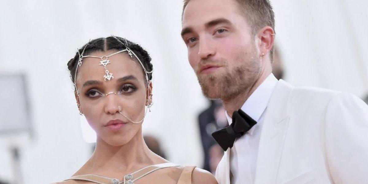 Se casan: Robert Pattinson y FKA Twigs ya tienen fecha de boda