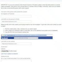 """De acuerdo con la """"BBC"""", el objetivo de Facebook es proporcionar asesoramiento y apoyo. Foto:vía Facebook. Imagen Por:"""