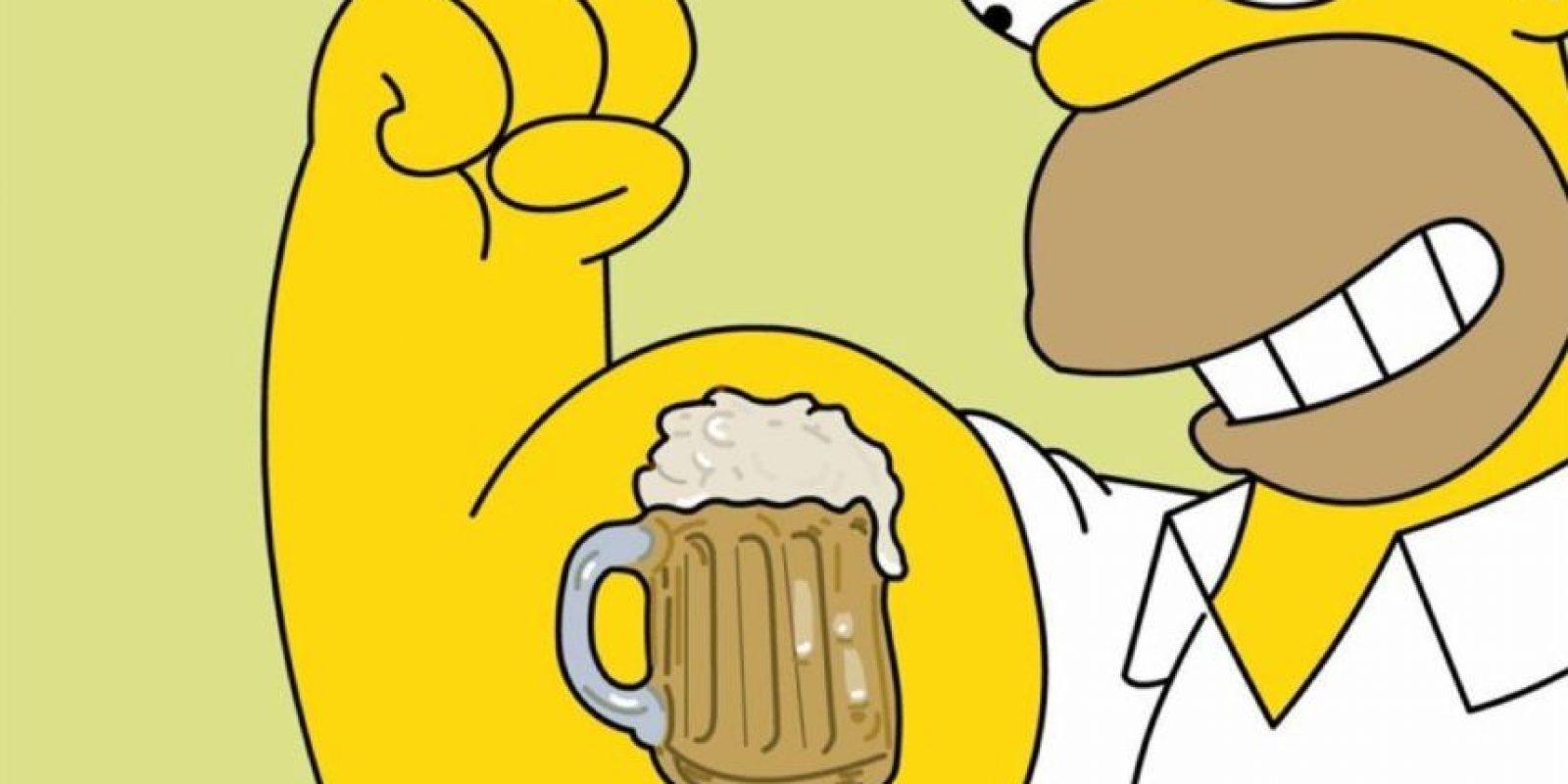 Foto:Vía Facebook/Simpsonizados. Imagen Por: