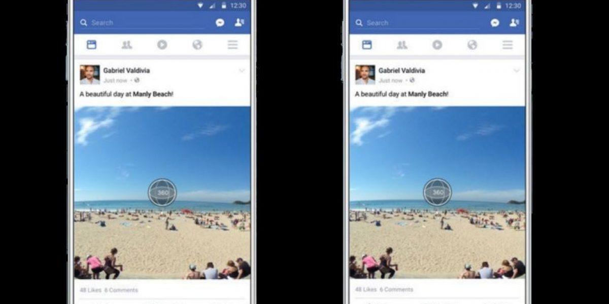 Pronto llegarán las fotos 360 a Facebook