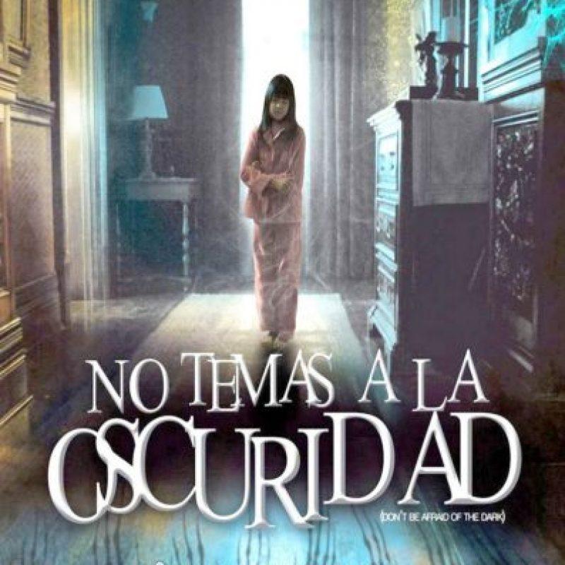 9- No temas a la oscuridad (2010). Foto:vía Netflix. Imagen Por: