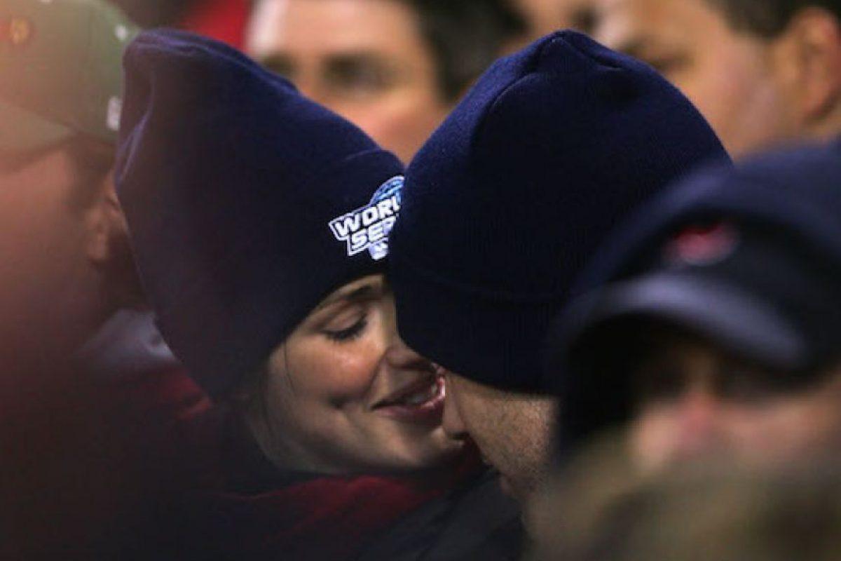 Su matrimonio duró 10 años. Foto:Getty Images. Imagen Por: