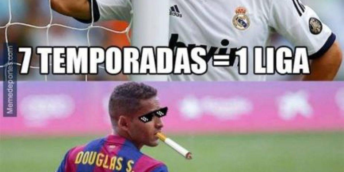 El Barcelona es campeón de la Liga y estos son los memes