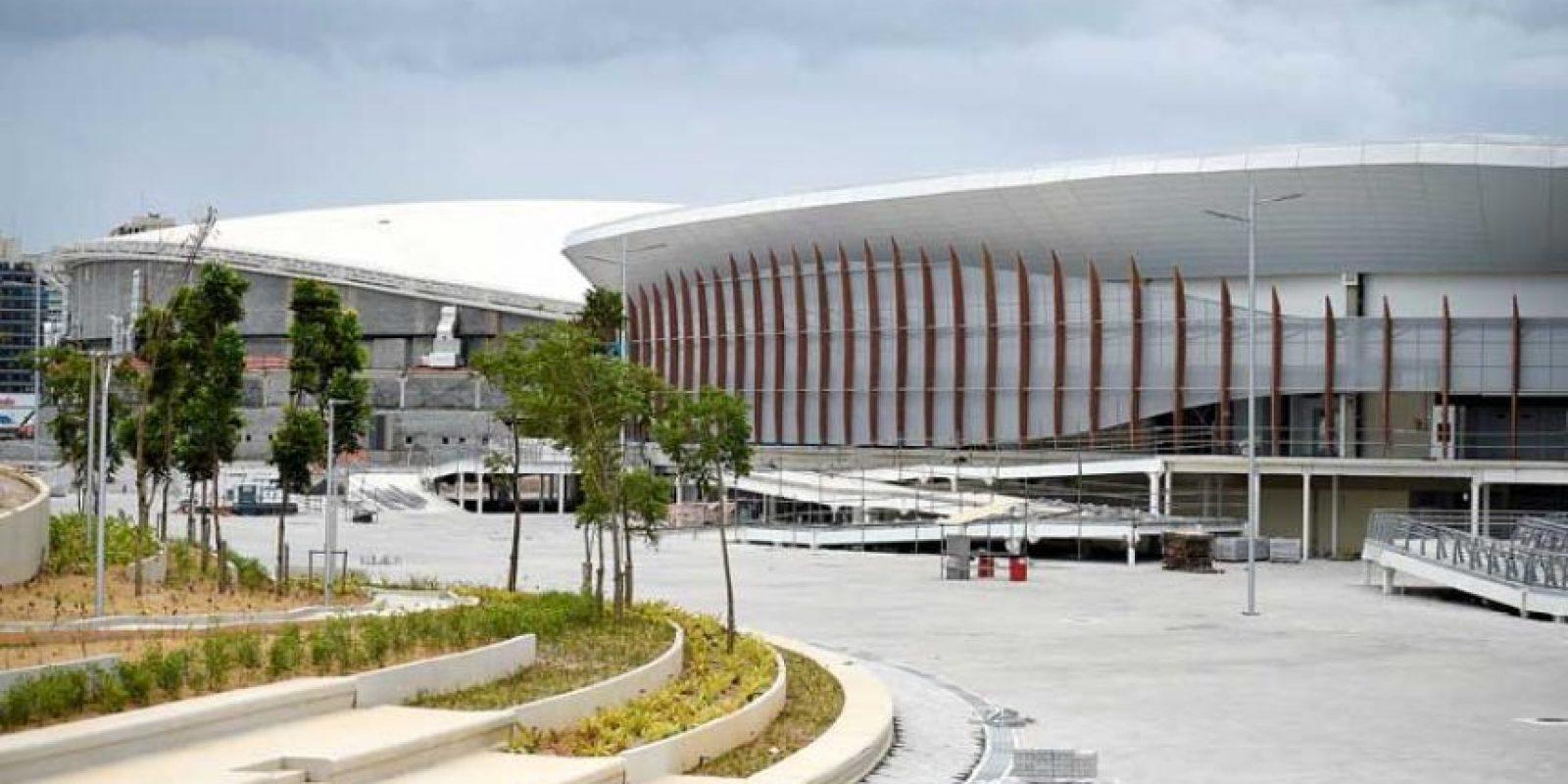 """El costo total de la infraestructura para los Juegos Olímpicos se incrementó en 5.9 millones de dólares, es decir, 25% más de lo previsto, por lo que habrá recortes en varios sectores como seguridad y atención de invitados """"VIP"""". Foto:Getty Images. Imagen Por:"""