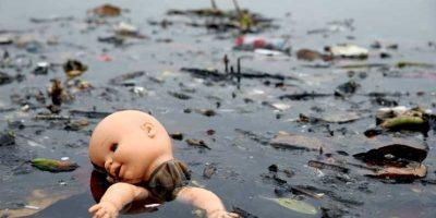 5. Contaminación de las aguas. Foto:Getty Images. Imagen Por: