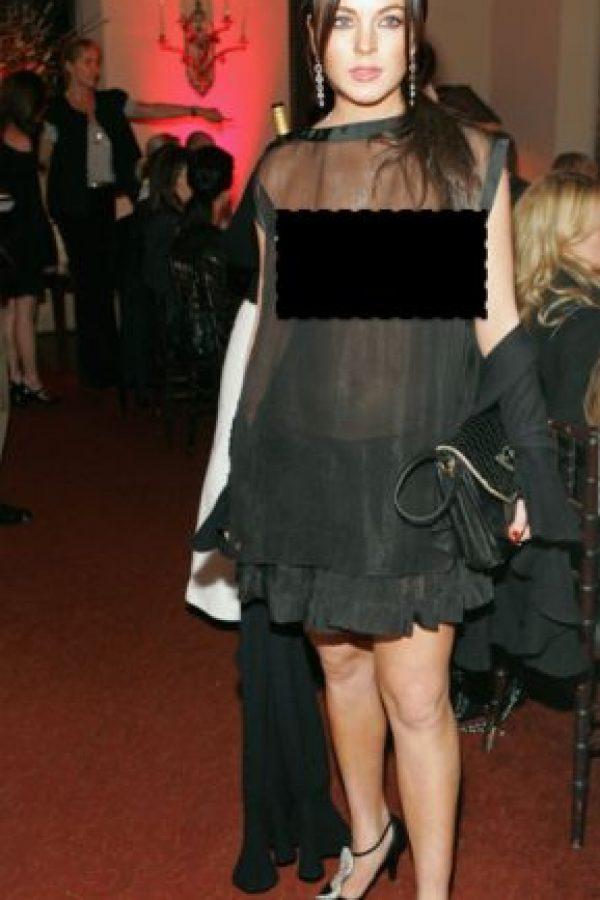 Lindsay y esto. Foto:vía Getty Images. Imagen Por: