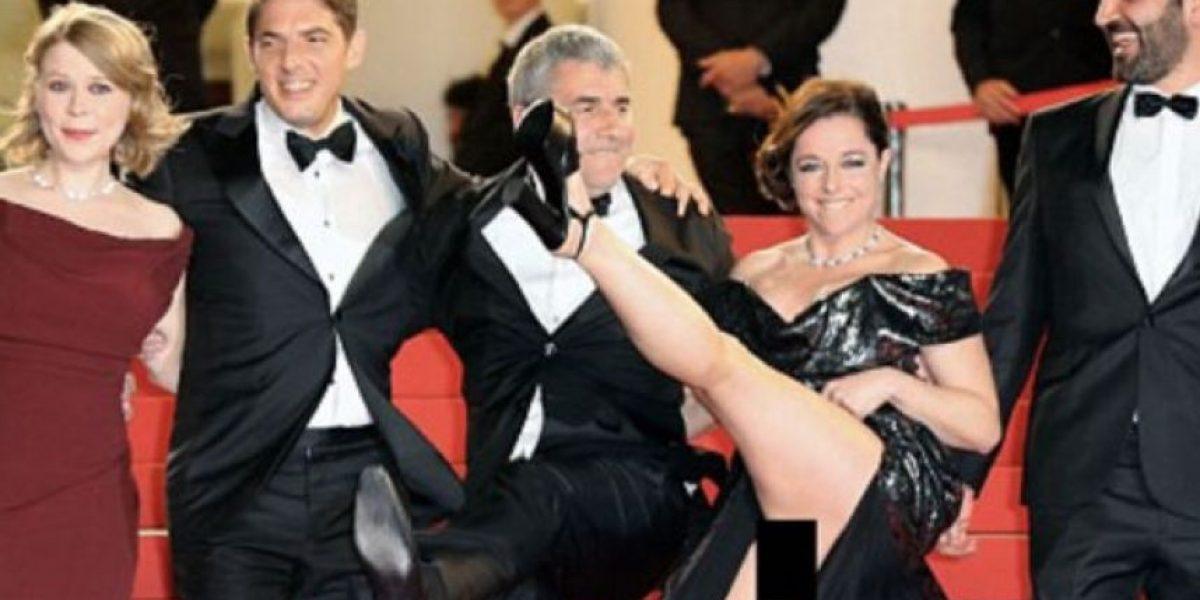 Actriz tuvo la peor falla de vestuario de todas en Cannes