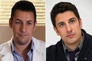 5. Adam Sandler y Jason Biggs, de American Pie Foto:TotallyLooksLike.com. Imagen Por: