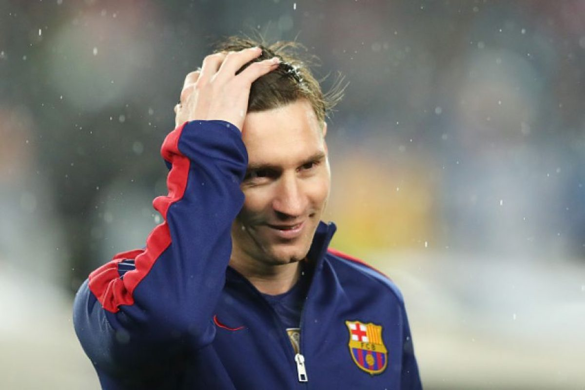 1. Lionel Messi / 120 millones de euros Foto:Getty Images. Imagen Por: