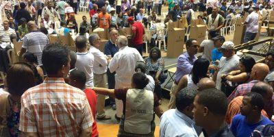 Se espera que alrededor de 18 dominicanos ejerzan su voto desde Puerto Rico. Foto:David Cordero Mercado. Imagen Por:
