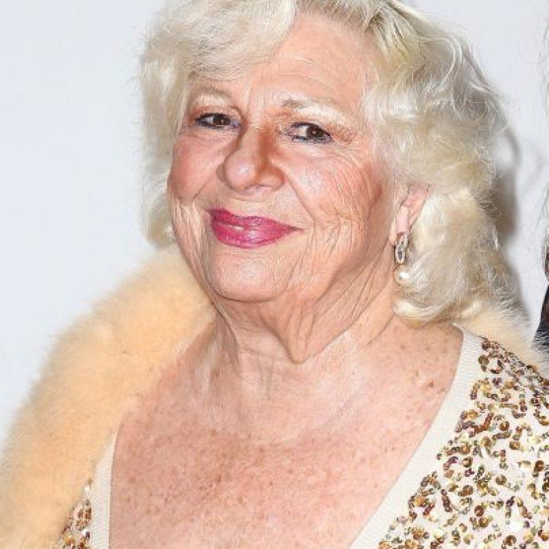 Renée Taylor tiene 83 años. En la serie interpretaba a la madre de Fran Fine. Foto:Getty Images. Imagen Por: