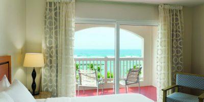 Todas las habitaciones son tipo suite con balcón. Foto:suministrada. Imagen Por: