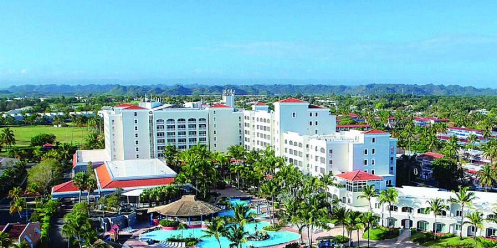 El Embassy Suites de Dorado está ubicado en la playa de Dorado del Mar. Foto:suministrada. Imagen Por:
