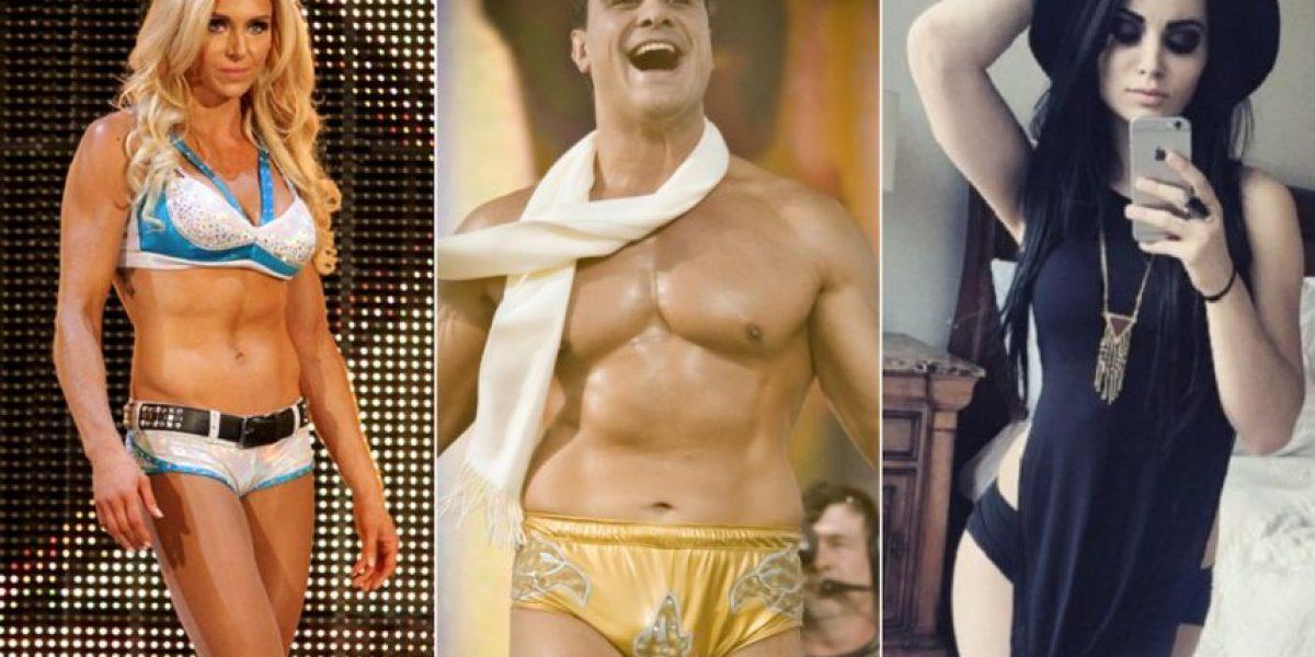 WWE: Paige, Alberto del Río y Charlotte en triángulo amoroso