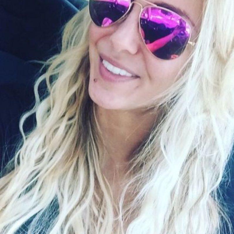 Ella es la actual Campeona Femenina de WWE Foto:WWE. Imagen Por: