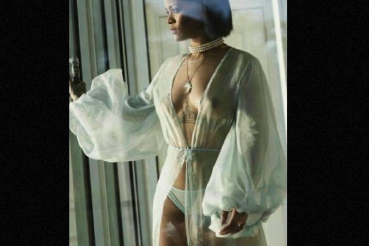 """La canción está incluida incluida en su octavo álbum """"Anti"""" Foto:Vía instagram.com/badgalriri/. Imagen Por:"""