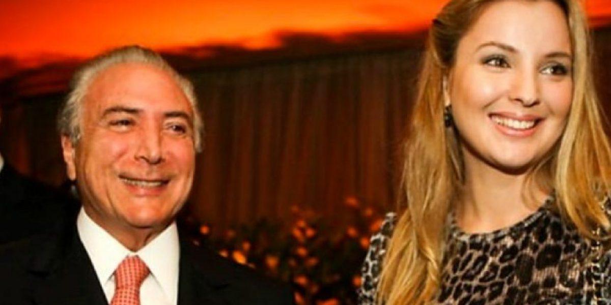 Primera dama de Brasil causa indignación por exuberantes gustos
