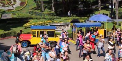 Ciudad de México Foto:Vía Youtube. Imagen Por: