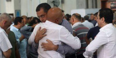 Las familias siguen sin saber que causó esta situación. Foto:AFP. Imagen Por: