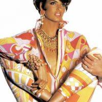 Linda Evangelista fue famosa por su versatilidad. Foto:vía Vogue. Imagen Por: