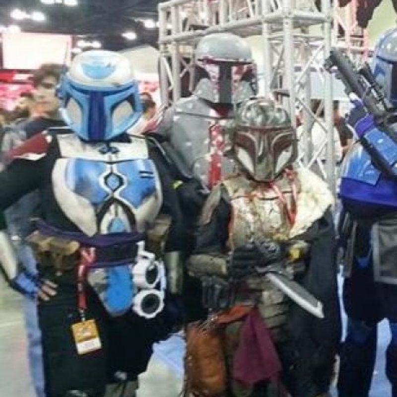 Miles de fanáticos del cosplay asisten al evento. / Inter News Service Foto:Inter News Service. Imagen Por: