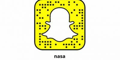Snapchat se une a los canales de comunicación de la Agencia. Foto:NASA. Imagen Por: