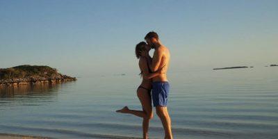 La pareja inició su romance en febrero de 2015 Foto:vía instagram.com/taylorswift. Imagen Por: