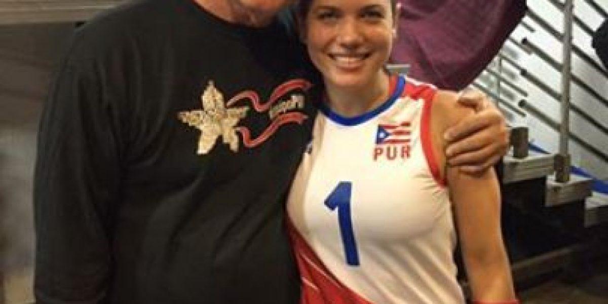 Seilhamer orgulloso de su hija y del equipo de voleibol