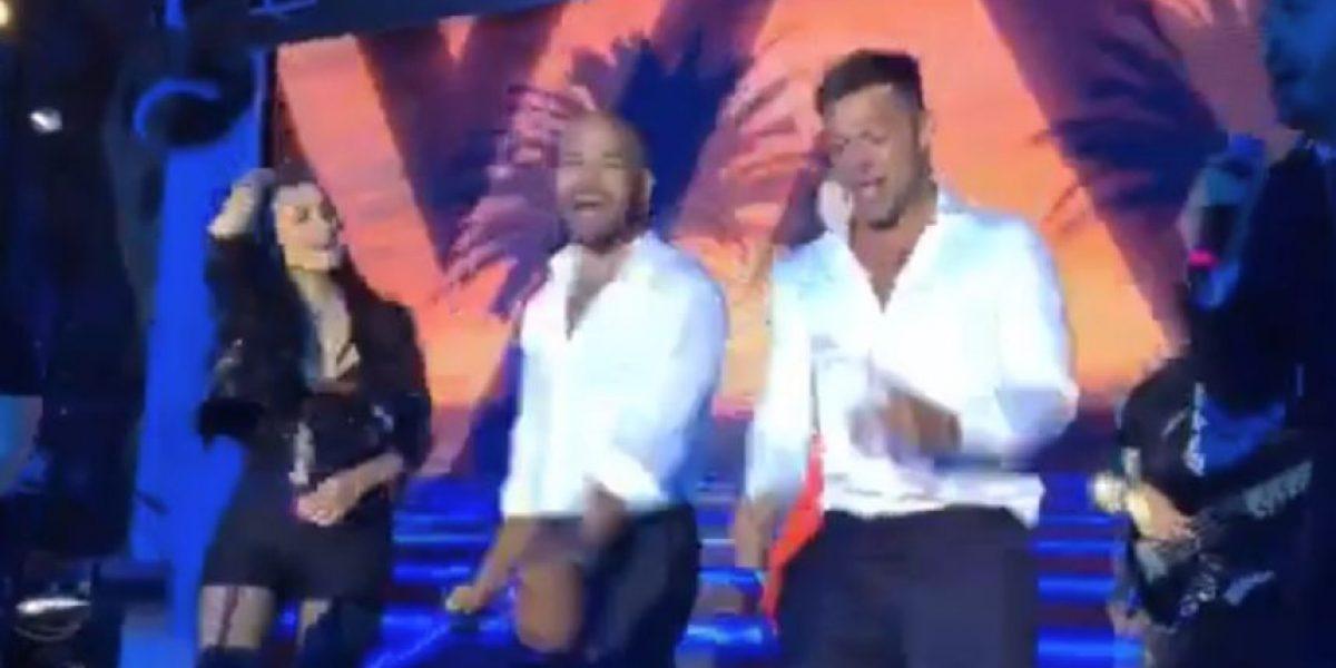 Ricky Martin recuerda a