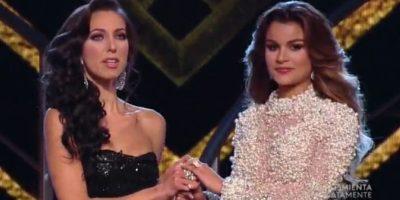 La mexicana Setareh Khatibi quedó nuevamente primera finalista. La primera vez fue en 2012 cuando ganó la puertorriqueña Vanessa de Roide. Foto:captura de pantalla. Imagen Por: