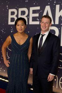 Están juntos desde antes de que Zuckerberg creara Facebook y se volviera famoso. Foto:Getty Images. Imagen Por: