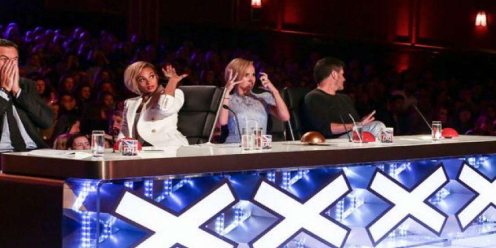 """Es parte de la franquicia """"Got Talen"""" o """"Tiene Talento"""". Foto:Britain's Got Talent. Imagen Por:"""