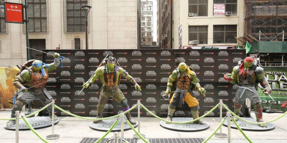 Gana boletos para la nueva película de los Ninja Turtles