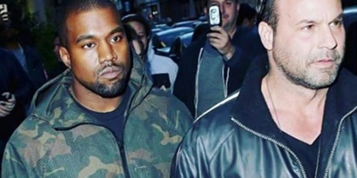 Exguardaespaldas de Kanye West hace tremendas revelaciones