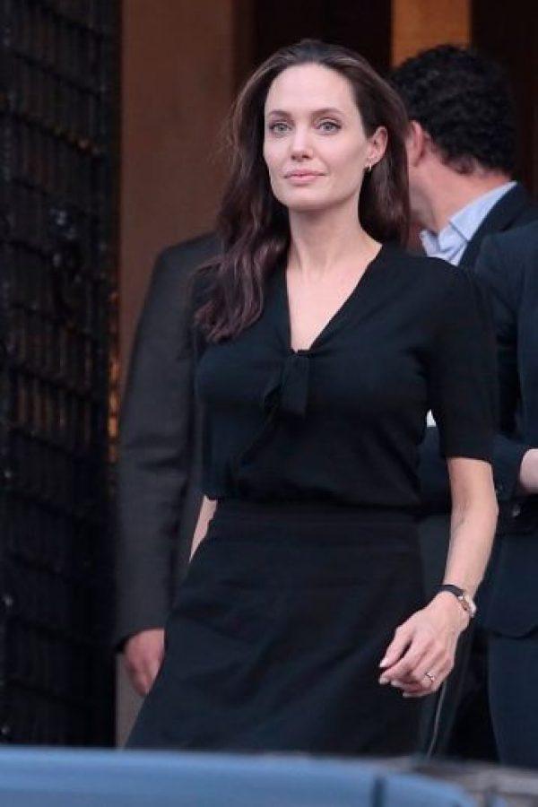 La actriz cambia los foros por las aulas Foto:Getty Images. Imagen Por: