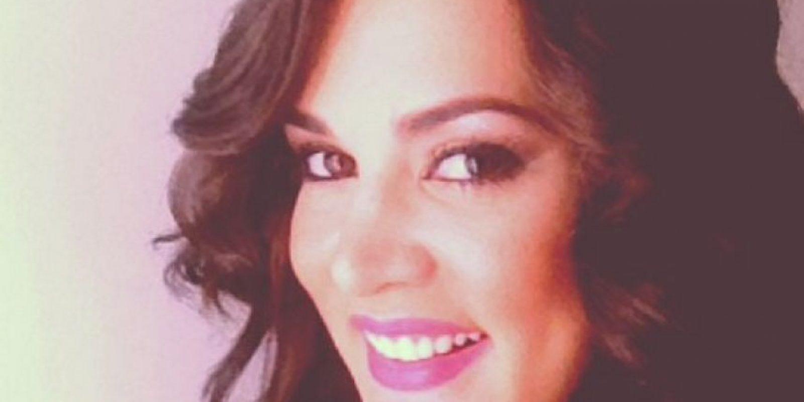 La ex Miss Venezuela y su pareja murieron el 6 de enero de 2014 Foto:Vía instagram.com/monicaspear/. Imagen Por: