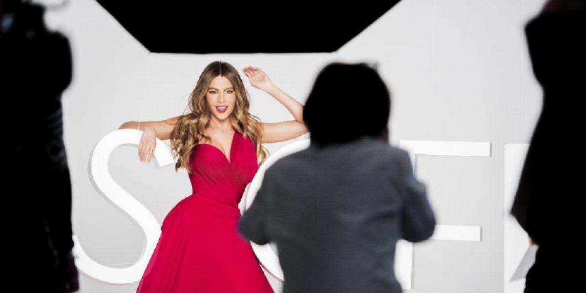 Sofía Vergara manda a callar a un paparazzi