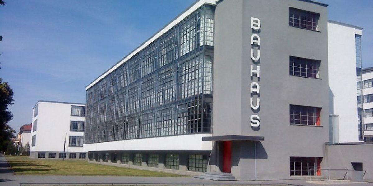 La Bauhaus y el diseño