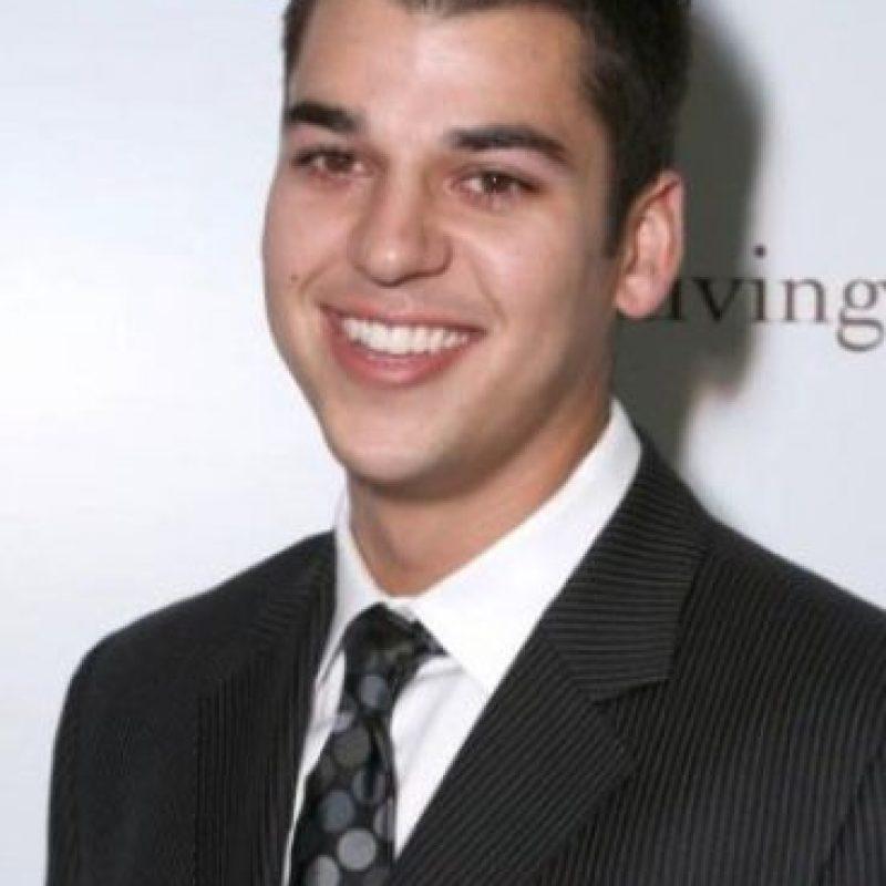 Así ha cambiado el hermano de las Kardashian Foto:Grosby Group. Imagen Por: