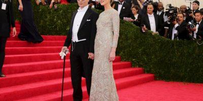Así lucía la pareja hasta hace poco Foto:Getty Images. Imagen Por: