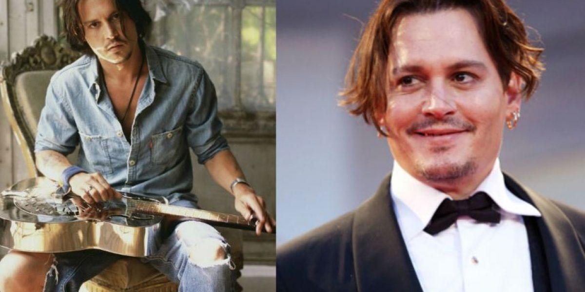 Así decayó Johnny Depp mientras estuvo con Amber Heard