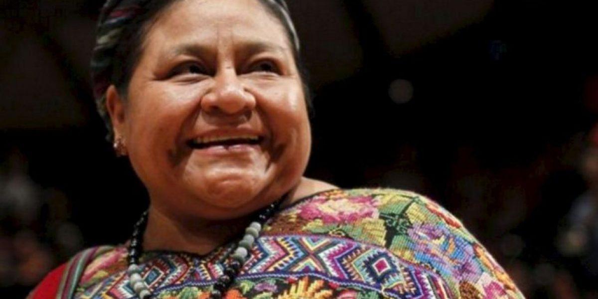 Rigoberta Menchú responde a actriz que se
